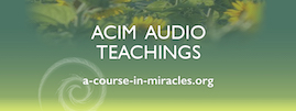 Free ACIM MP3 Resources