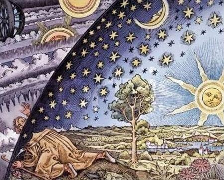 Flammarion Engraving Image